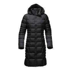 The North Face Metropolis Parka 2 Womens Down Jacket - TNF Black