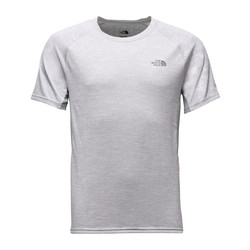 The North Face Mens Ambition Short Sleeve Shirt -Grey