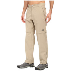 The North Face Mens Horizon 2.0 Convertible Hiking Pants - Dune Beige