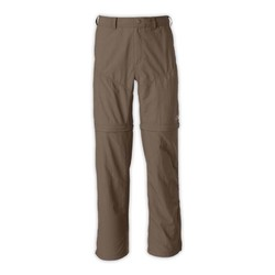 The North Face Mens Horizon Convertible Pants - Weimaraner Brown