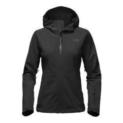 The North Face Womens Apex Flex Goretex Waterproof Jacket -Black TNF Black