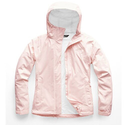 The North Face Venture 2 Womens Waterproof Jacket - Pink Salt