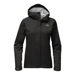 The North Face Womens Venture 2 Waterproof Jacket -  TNF Black