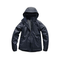 The North Face Resolve 2 Womens Waterproof Jacket - Urban Navy