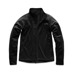 The North Face Borod Mens Full Zip Jacket - TNF Black/TNF Black