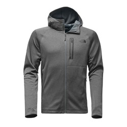 The North Face Mens Canyonlands Fleece Hoodie - TNF Medium Grey Heather