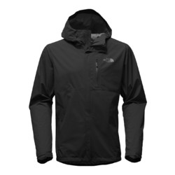 The North Face Mens Dryzzle Goretex Waterproof Jacket -Black