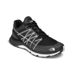 The North Face Mens Ultra Vertical Trail Running Shoes - TNF Black/TNF White