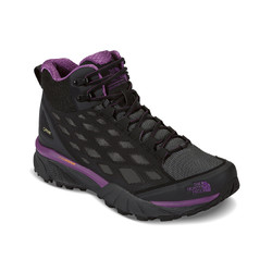 The North Face Womens Endurus Hike Mid GTX Hiking Boots - Phantom Grey/Wood Violet