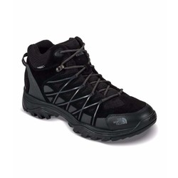 The North Face Storm III Mid Waterproof Mens Hiking Boots - Black/Phantom Grey