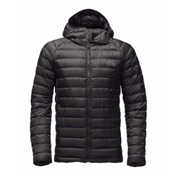 The North Face Mens Trevail Hoodie Down Jacket - Black
