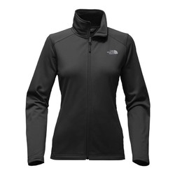 The North Face Womens Tech Mezzaluna Full Zip Fleece Jacket - Tnf Black