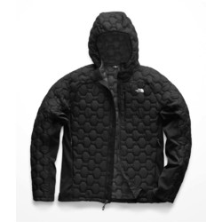The North Face Impendor Thermoball Hybrid Mens Hoodie - TNF Black/TNF Black