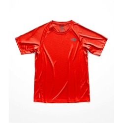 The North Face Mens Flight Better Than Naked S/S T-Shirt - Fiery Red