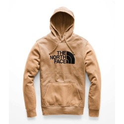 The North Face Half Dome Pullover Mens Hoodie - Cakhaheather/TNF Black