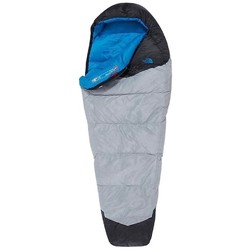 The North Face Womens Blue Kazoo Down Sleeping Bag - High Rise Grey/Stellar Blue