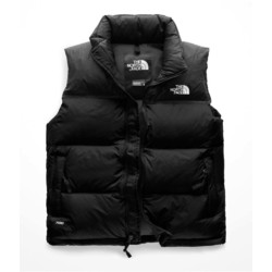 The North Face Womens 1996 Retro Nuptse Down Insulated Vest - Tnf Black