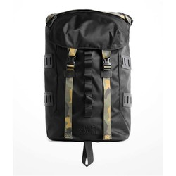 The North Face Lineage Ruck 37L Laptop Backpack- Aspgry/Aspgry