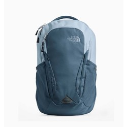 The North Face Womens Vault 26L Laptop Backpack - Gull Blue/Blue Wing Teal