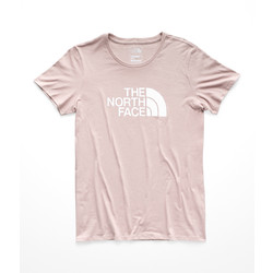 The North Face Short Sleeve Half Dome Womens Tee - Pink