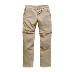 The North Face Paramount Convertible Womens Pant - Dune Beige