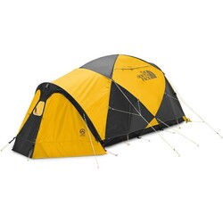 The North Face Mountain 25 Expedition 2-Person Tent - Summit Gold/Asphalt Grey