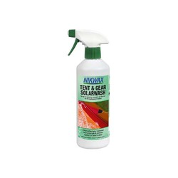 Nikwax Tent & Gear Solar Wash Spray - 500ml
