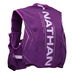 Nathan VaporHowe 12L 2.0  Insulated Womens Racing Vest - Majesty/Purple Cactus/Lupine