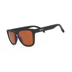 Goodr Junie & Michelle's Obstacle Opticals Sunglasses - Black