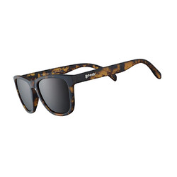 Goodr Bosley's Basset Hound Dreams Sunglasses - Brown