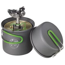 Optimus Crux Lite Stove with Terra solo Cookset Bundle