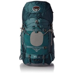Osprey Ariel 55L Womens Hiking Rucksack Backpack - Deep Sea Blue