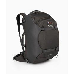 Osprey Porter 46L Carry On Ultralight Travel Backpack  - Black