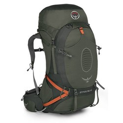 Osprey Atmos AG 65L Mens Hiking Backpack  - Graphite Grey