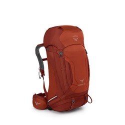 Osprey Kestrel 48L Hiking Backpack - Dragon Red