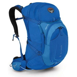 Osprey Manta AG 36L Hydration Backpack - S/M - Sonic Blue