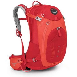 Osprey Mira 18 AG Womens Hydration Backpack - Cherry Red