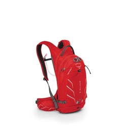 Osprey Raptor 10L Mens Hydration Backpack - Red Pepper