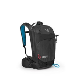 Osprey Kamber 22L Daypack Snow Backpack - Galactic Black