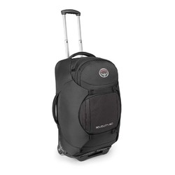 Osprey Sojourn Lightweight 60L Wheeled Luggage Bag - Flash Black