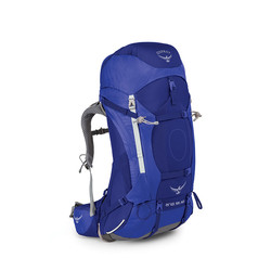 Osprey Ariel AG 55L Womens Hiking Backpack  - Tidal Blue
