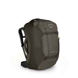 Osprey Porter 65L Lightweight Travel Backpack - Castle Grey