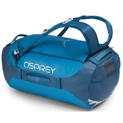 Osprey Transporter 65L Duffle Bag & Backpack - Kingfisher