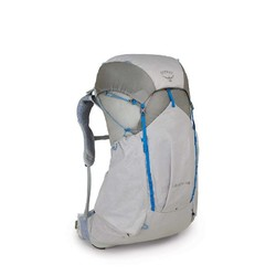 Osprey Levity 45L Lightweight Backpack - Parallax Silver