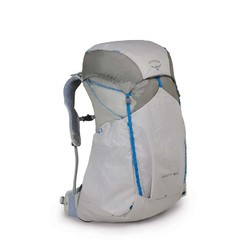 Osprey Levity 60L Lightweight Backpack - Parallax Silver