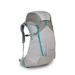 Osprey Lumina 45L Lightweight Backpack - Cyan Silver