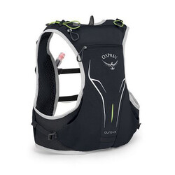 Osprey Duro 1.5L With 1.5L Reservoir Mens Trail Running Vest - Alpine Black