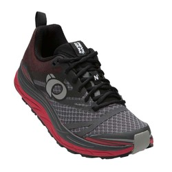 Pearl Izumi EMotion Trail N3 Mens Trail Running Shoes - Shadow Grey / Red