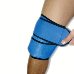 Pro-Tec Hot/Cold Therapy Wrap - Blue - Medium
