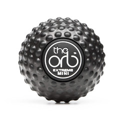 "Pro-Tec Mini Orb Extreme 3"" Massage Ball - Black"